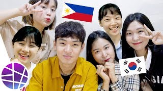 Download What Koreans think about living in the Philippines | EL's Planet Video