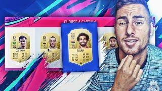 Download FIFA 19 - MA PREMIÈRE DRAFT AVEC DÉJA UNE FINALE !! GAGNÉE OU PAS ? Video