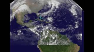 Download Satellite Animation Shows Landfall of Hurricane Otto in Nicaragua Video