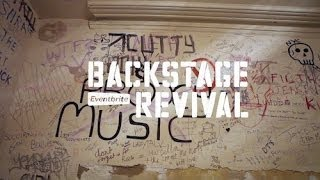 Download Eventbrite's Backstage Revival at The Lexington Video
