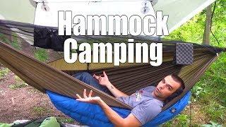 Download Hammock Camping Setup Video