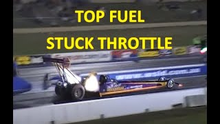 Download Pommy Steve Read Top Fuel stuck throttle crash Video