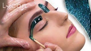 Download Eyebrow Wax + Tint Transformation | LYCON Cosmetics Video