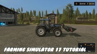 Download Farming Simulator 17 Tutorial - How To Attach A Front Loader | FS17 Tutorials Video