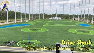 Download Drive Shack golf driving range in Orlando, Florida Video