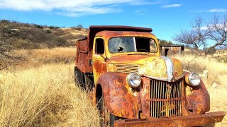 Download We Found An Abandoned Town Hidden in the Arizona Mountains. Video