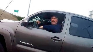 Download STUPID, CRAZY ANGRY PEOPLE vs BIKERS | MOTORCYCLE ROAD RAGE [Ep. #84] Video