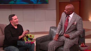 Download Steve vs. Scary Animals || STEVE HARVEY Video