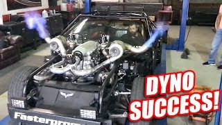 Download Turbocharging Leroy Ep.7 - 1000+hp ACHIEVED! (Dyno Part 2) Video