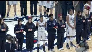 Download Athletes honor Newtown shooting victims Video