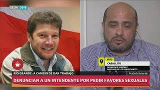 Download Denuncian a un intendente por pedir favores sexuales - Café de la Tarde Video