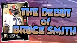 Download Madden 18 Ultimate Team :: The Debut of Bruce Smith! :: Madden 18 Ultimate Team Video
