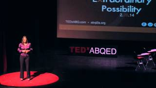 Download How education can end homelessness: Tracy Sharp at TEDxABQED Video