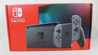 Download NEW Nintendo Switch Unboxing & Setup! Video