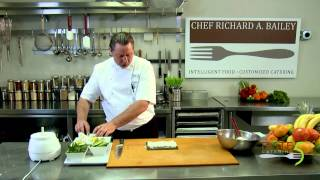 Download Raw Vegan Cauliflower Sushi Rolls Video