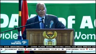 Download President Zuma launched 16 Days of Activism Campaign Video