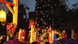 Download Calico Tree Lighting Ceremony Knott's Merry Farm November 20 2016 Video