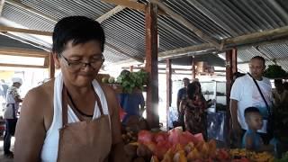 Download Ibu Karto turunan soko Wonogiri dodolan jahe kunir neng Sondagh Markt Suriname Video