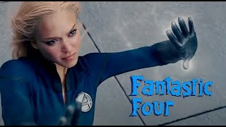 Download Invisible Woman using her powers - Fantastic Four 1&2 Video
