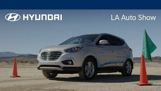 "Download Hyundai TUCSON Fuel Cell - ""Tucson Fuel Cell Sets Land Speed Record″ Video"