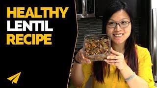 Download The ULTIMATE Lentil Protein Breakfast Recipe - #NinaCooks - #LifeWithEvan Video