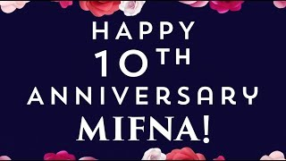 Download MIFNA 10th Anniversary Video Video