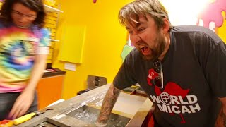 Download Ripley's Believe It Or Not Orlando / Dipping My Hand In Hot Wax Video