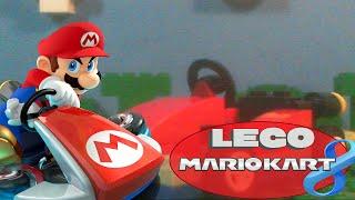 Download Lego Mario Kart 8 Tutorial - Standard Kart, Mach 8, and More! Video