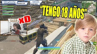 Download Decia que tenia 18 años xDDD!!! SQUAD RANDOM en Fortnite Video