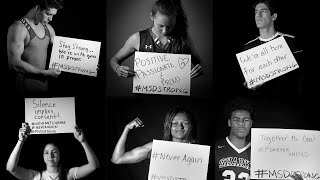 Download STRONG: Local high school athletes pay tribute to Stoneman Douglas Video