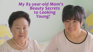 Download My 85-Year-Old Mom's Beauty Secrets to Looking Young! Video