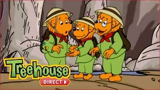 Download The Berenstain Bears: Get The Gimmies/Lost in a Cave - Ep.12 Video