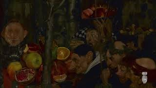 Download A child's interpretation of Frank Craig's 'Goblin market' Video