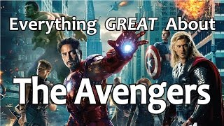 Download Everything GREAT About The Avengers! Video