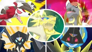 Download All Exclusive Z-Moves in Pokémon Ultra Sun and Ultra Moon HD Video