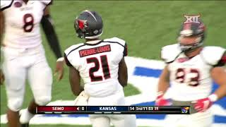 Download Kansas vs. Southeast Missouri State Football Highlights Video