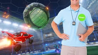 Download I hired a Rocket League coach on fiverr then challenged him to 1v1 Video
