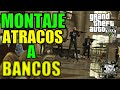 Download MONTAJE ATRACOS A BANCOS - MONTAJE BANK ASSAULT - MONTAJE GTA V ONLINE Video