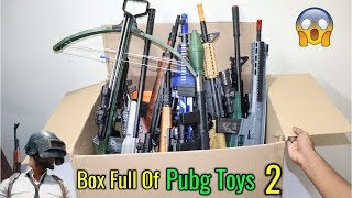 Download Box Full Of Pubg Toys 2 | Pubg All Toy Guns Video
