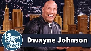 Download Dwayne Johnson Is a Monster After Being Named Sexiest Man Alive Video