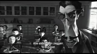 Download Frankenweenie | Mr. Rzykruski | Disney BE Video