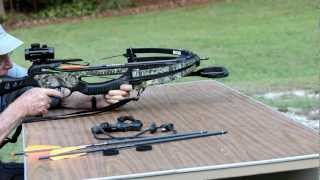 Download Shooting the Barnett Jackal Crossbow with Relatives Video