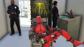 Download DEADPOOL ON DEATH ROW MOD! (GTA 5 PC Mod Gameplay) Video