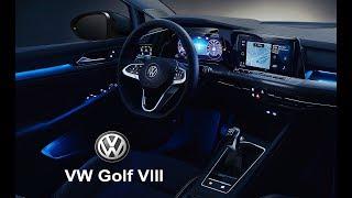 Download 2020 Volkswagen Golf 8 – INTERIOR Details Video