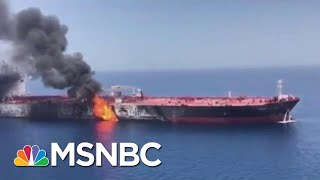 Download Mike Pompeo Constructs Iran Narrative Moving US Toward War Footing | Rachel Maddow | MSNBC Video