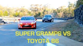 Download Super Gramps VS Toyota 86 Video