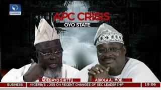 Download Oyo APC Crisis: Dissecting Ajimobi,Shittu Faceoff As Loyalists Trade Blame Pt.1  Politics Today  Video