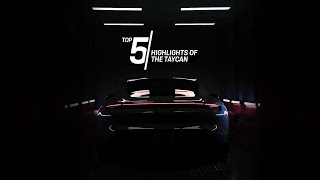 Download Porsche Top 5 Series: Highlights of the Taycan Video