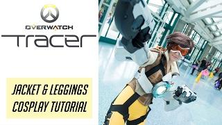 Download Tracer Cosplay Tutorial - Jacket & Leggings Video
