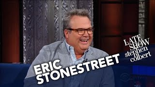 Download Eric Stonestreet Knows Pigs Like Stephen Knows Tolkien Video